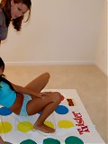 Raven And Misty Play Twister
