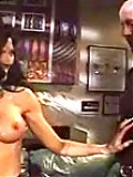 Sweet wife gets banged by hot pornstar