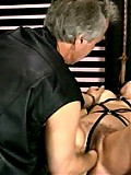 Old slut trained by master and got her pussy fisted deeply