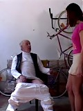He is no old when it concerns sex – his machine works awesome in these videos.
