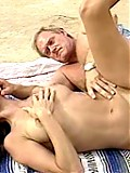 Alexandra Silk Bung Hole Banging In The Dessert