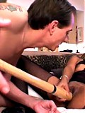 Lyla Lei Busts Out The Pussy Pump And The Louisville Slugger