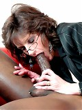 Black cock for milf sonia