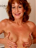 Oldspunker xxx granny likes it in her hairless snatch