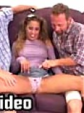 Movies of milf in jean skirt getting boned by two big cocks