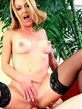 Fit mature milf publicist gets fucked by an up and cumming young rapper