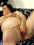 fat mature cunt getting cum in her face