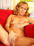 Horny housemom fucking and sucking cock