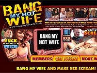 Bang my hot Wife