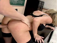 Professor Brandi Love is excited because her student ac..