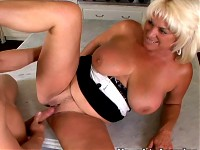 Dana Hayes is throwing a party for her son. When his fr..