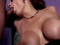Breasted Cute Hoe Sucks A Dick Incredibly Nice & Gets F..