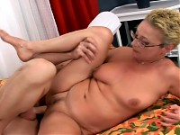Nasty 50year Slut Gets Fucked Hardcore & Gets Big Cumsh..