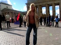 Naked in Berlin