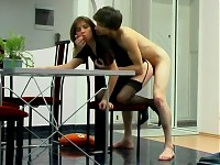 Orsi&Marcus awesome nylon movie
