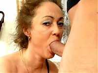 Hairy mom getting fucked by the guy next door