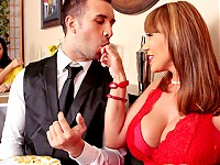 "Is there ava a time Mrs Devine isn't looking for dick? She will go to hell and back just to get fucked dirty and so nasty it will make your balls sweat and give your cock chills. ""Devil On The Prowl"" starring Ava Devine and Keiran Lee."