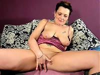 Mommy loves her big toys in her wet pussy