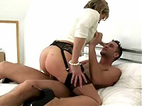 Lady Sonia - Trophy Wife Adulteress And The Huge Young Stud