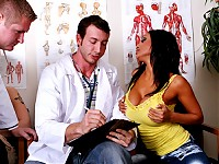 Priya volunteers for a clinical study that will pay her compensation to consume unprescribed pharmaceutical drugs. She shows signs of tingling mainly on her breasts and crotch area. Dr. Ash needs to do some examination and hopefully calm the tingling down
