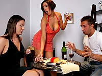 Dylan Ryder is one hot Milf and she'll show Keiran Lee ..
