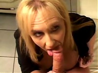 Mature mom fucked hard