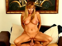 Nicole Moore is an Anilos milf who craves sex daily and..