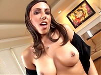 Lela Star is a bad choice for a mistress. When you see the way this girl cums, imagine trying to go home without your wife finding out you've been cheating and meanwhile you have about nine tablespoons of pussy juice running down your thigh.