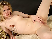 Seven Pierce is a sexy natural blonde that is looking f..