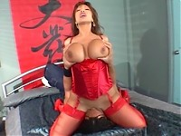 Who would be better to start off our black boning Asian cocksocket extravaganza than Ava Devine. She loves big dick, never turns away the chance to get cum stuffed and even reaches down to tug her man's sack at the end just to make sure its 100% empty whe