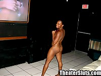 Master T invited Dirty D to document his Slut Monique g..