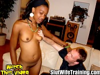 Kevin sent his hot wife Tracy to Dirty D to take his Sl..