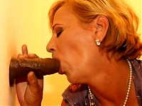 Mama needs a big black cock to eat and ride