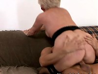 Mrs. Jewell has a special way of reconnecting with old acquaintances. Instead of harping on the past, she looks to the future. And in the very near future, she and her son's friend are going to engage in some very adult behavior.