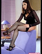 Top glamourgirl Zafira in high heels Picture 2
