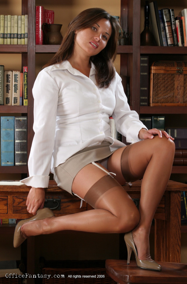skirt stockings